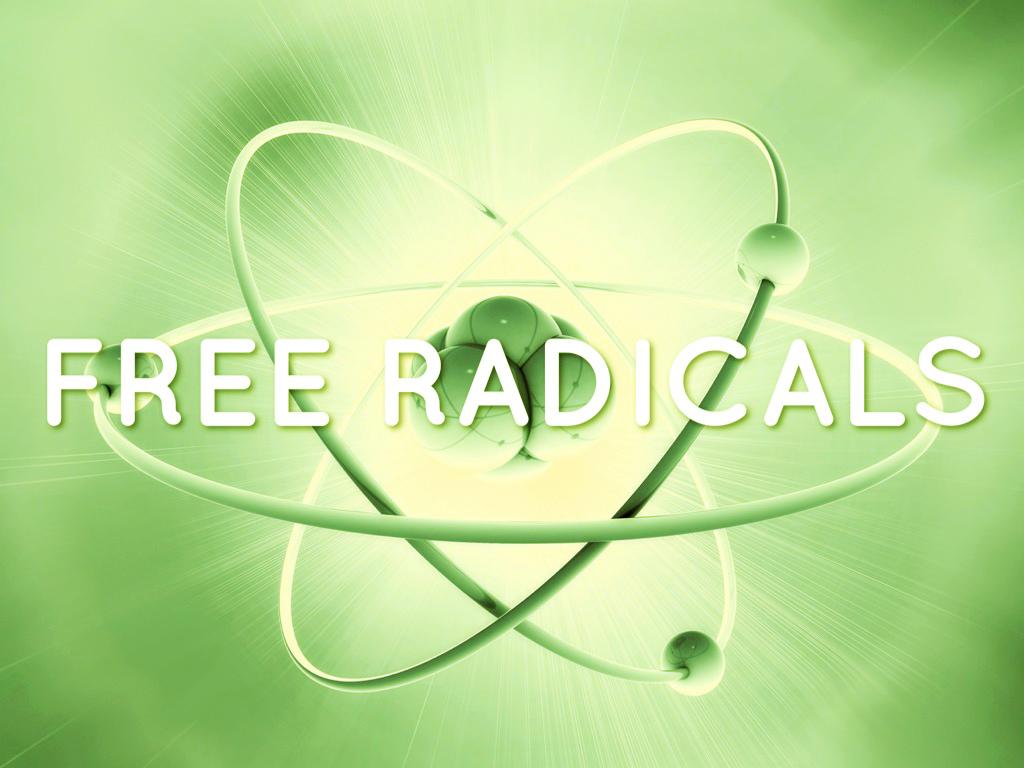 wat zijn vrije radicalen
