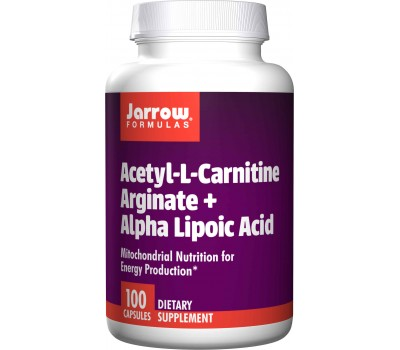 Acetyl-L-carnitine arginate+ALA