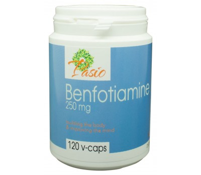 Benfotiamine,  de antiverouderingsvitamine (glycemie- en glycatiebeheersing)