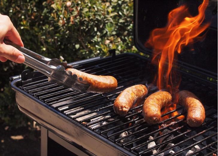 Veilig BBQ-en