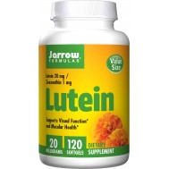Lutein 120 softgels - lutein and zeaxanthin | Jarrow Formulas