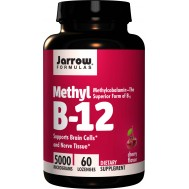 B12 - methylcobalamine zuigtabletten - the brain vitamin for energy, memory, mood, sleep and performance