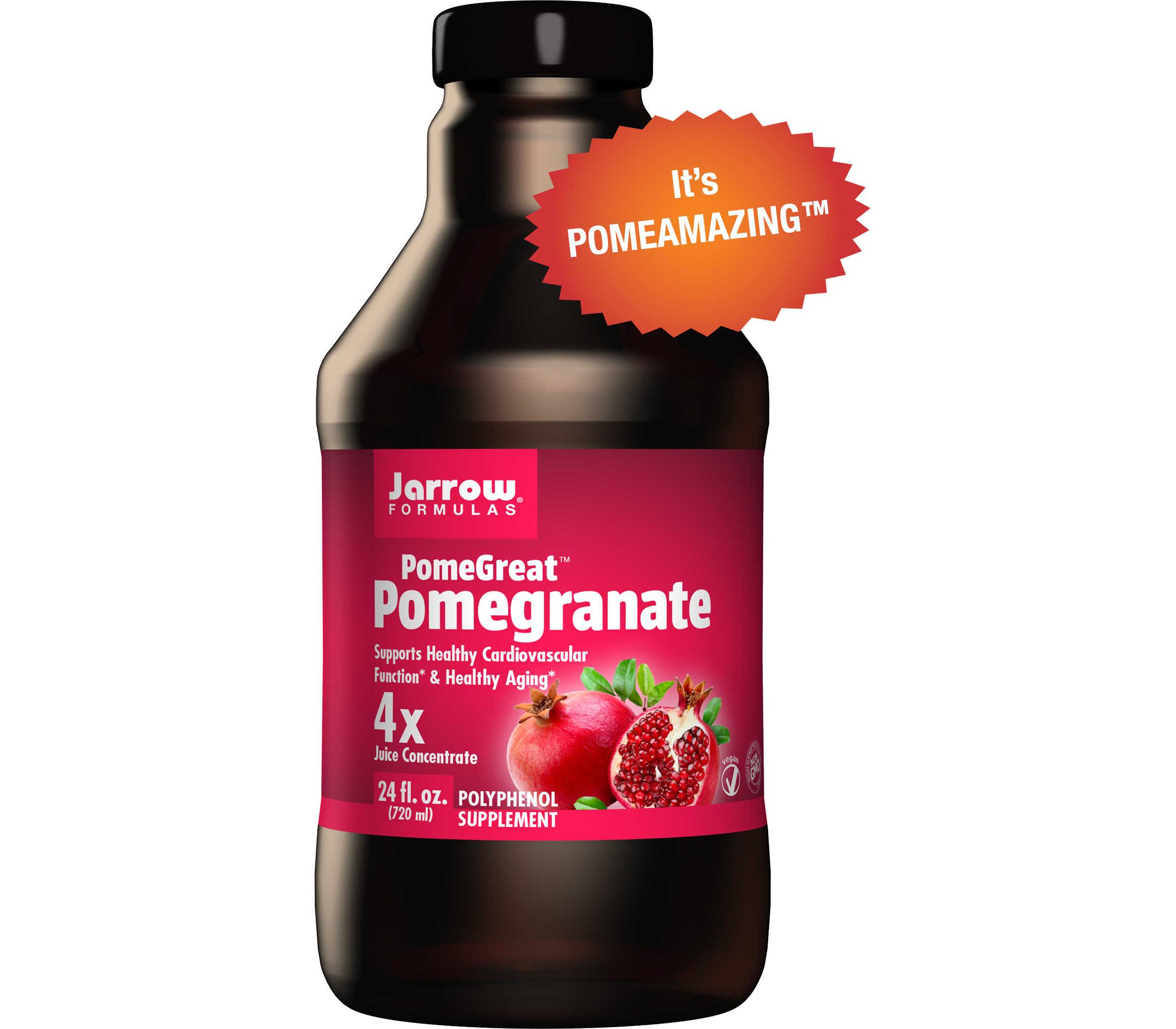 granaatappel supplement