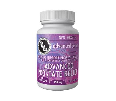 Advanced Prostate Relief 60 caps - niet meer leverbaar | AOR