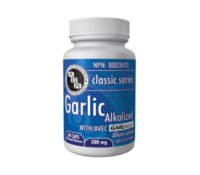 Garlic Alkalized 60 caps - discontinued