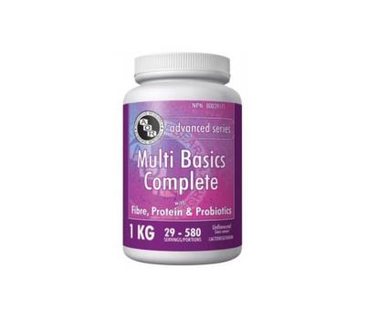 Whey - Multi Basics Complete 1kg - niet meer leverbaar