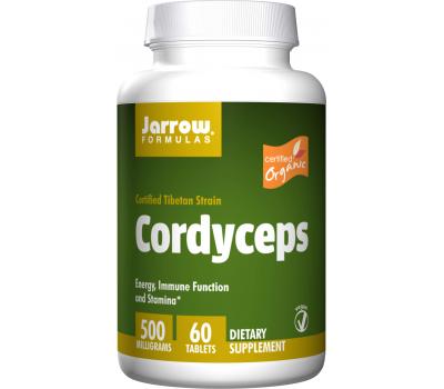 Cordyceps 60 tabs - biologische Cordyceps sinensis