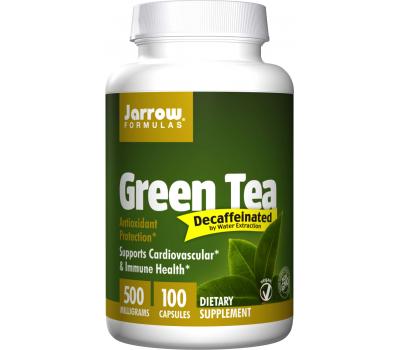 Green Tea Decaffeinated - niet meer leverbaar   Jarrow Formulas