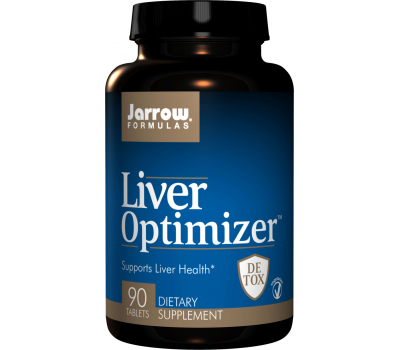 Liver Optimizer 90 tabs - melkdistel, ALA, N-acetyl cysteïne en uridine | Jarrow Formulas