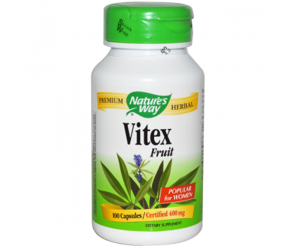 Vitex Fruit 100 caps - monnikspeper | Nature's Way