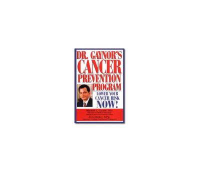Cancer Prevention program |  Dr. Gaynor - niet meer leverbaar