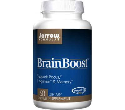 Brain Boost 60 caps - ChocoMind, phosphatidylserine, DHA, vinpocetine | Jarrow Formulas