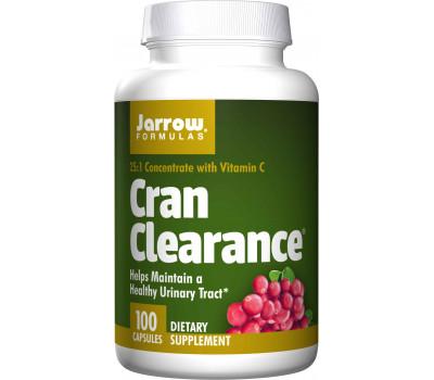 Cran Clearance 100 caps - 12:1 cranberry concentraat | Jarrow Formulas