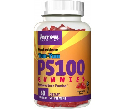 PS-100 Yum-Yum gummies - fosfatidylserine 60 gummies | Jarrow Formulas