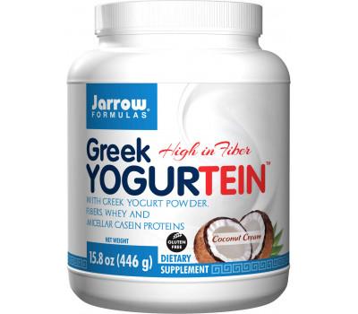 Greek Yoghurtein  - Greek yogurt powder, fibers, whey and micellar casein | Jarrow Formulas