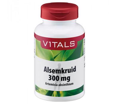 Alsemkruid 300 mg 100 caps - Artemisia absinthium | Vitals
