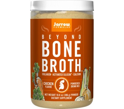 Beyond Bone Broth 306g - runder of kippenbouillon met collageenpeptiden en mineralen | Jarrow Formulas