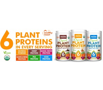 Six plant proteins