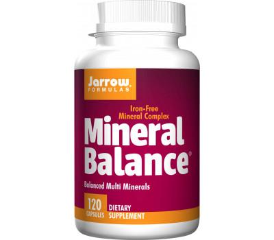 Mineral Balance 120 caps - alle vitale mineralen + vitamine D3 & K2 | Jarrow Formulas