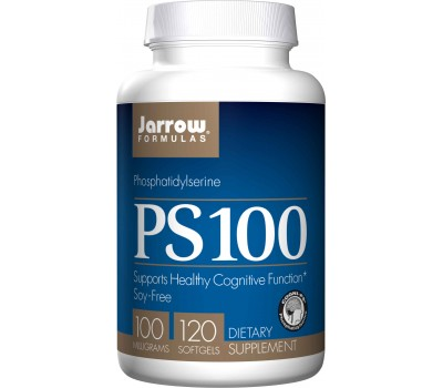 PS-100 120 softgels - phosphatidylserine  | Jarrow Formulas