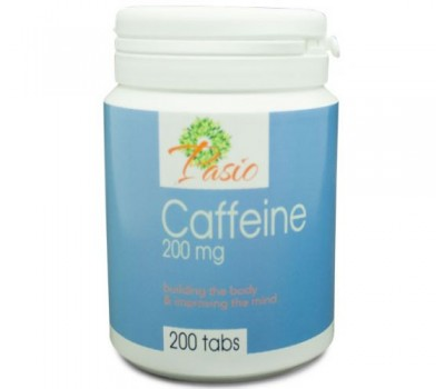 Caffeine 200mg 200 tabletten