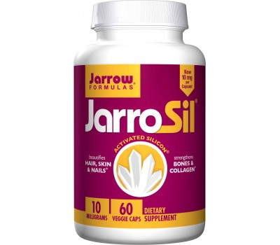 JarroSil 60 capsules - biologically active silicon | Jarrow Formulas