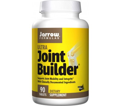 Ultra Joint Builder 90 tablets - glucosamine, MSM, yucca, boswellia, hyaluronic acid and boron | Jarrow Formulas