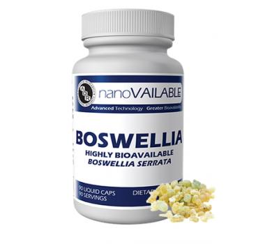 Boswellia serrata nanoVAILABLE 90 capsules | AOR