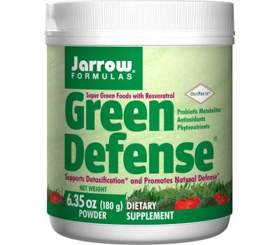 Green Defense 180g - groene groenten, knoflook, grassen en kruiden | Jarrow Formulas