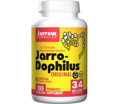 Jarro-Dophilus Original 3,4 miljard 100 capsules | Jarrow Formulas