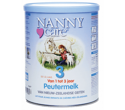 Growing up milk 900g - goat milk based | NANNYcare
