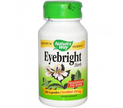 Eyebright Herb 100 capsules - Euphrasia officinalis | Nature's Way