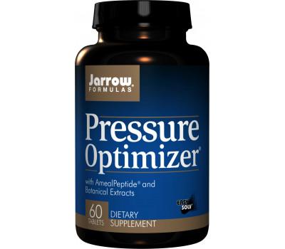Pressure Optimizer 60 tabs - lactotripeptiden, bittermeloen, selderij, druivepitextract, sesam, magnesium | Jarrow Formulas